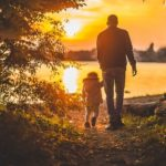 dad with the kid sundown beach | Lift Legal