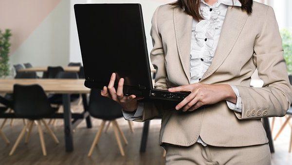 business woman   Lift Legal
