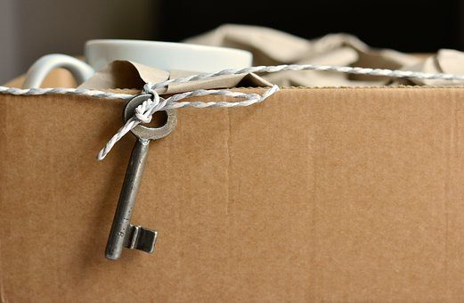 moving box with key | Lift Legal