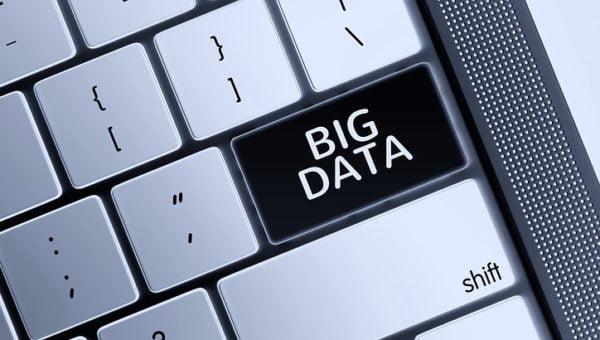 Big Data tab on the keyboard | Lift Legal