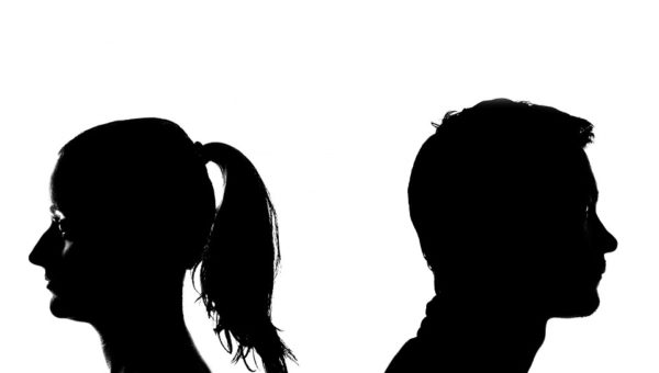 divorce male and female figures | Lift Legal