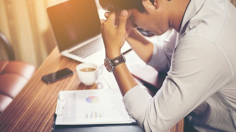 stress at work   Lift Legal