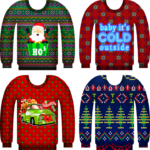ugly christmas sweaters | Lift Legal